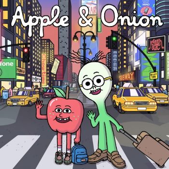 Apple & Onion, Cartoon Network
